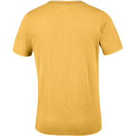 Columbia Nelson Point Graphic - T-shirt manches courtes Homme - jaune